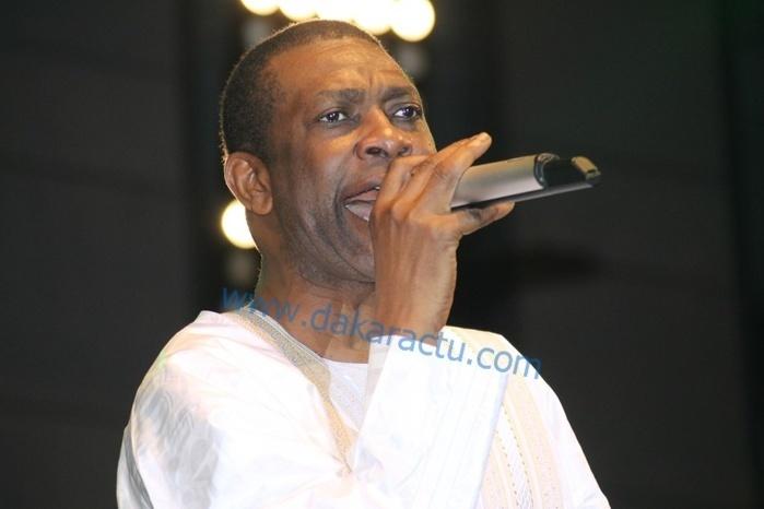 Youssou N'dour décale ses concerts