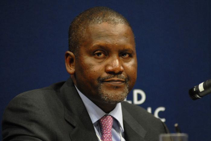 Les mauvaises affaires du groupe Dangote en Afrique