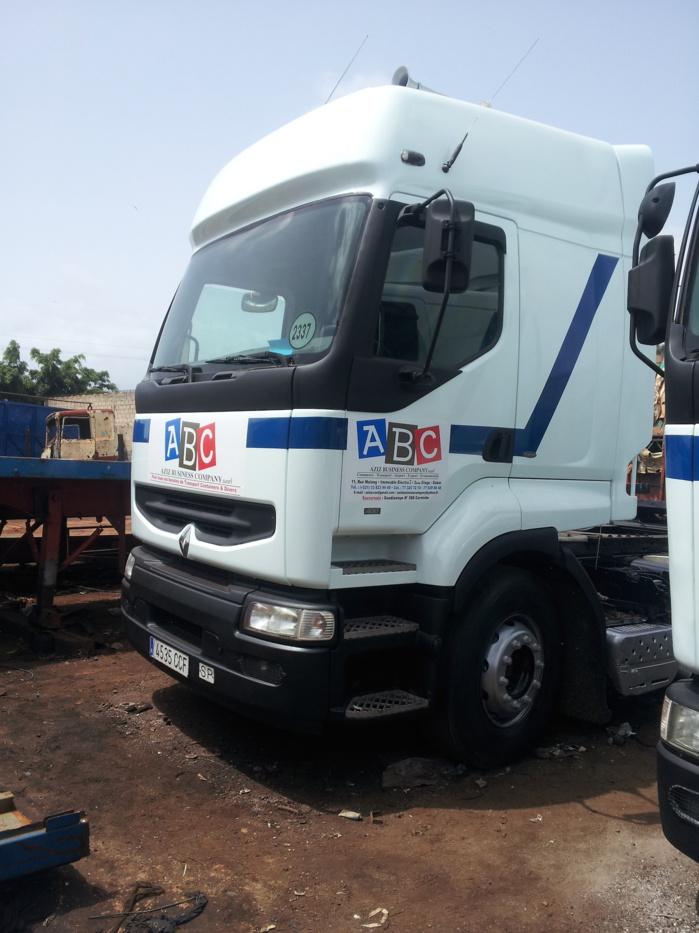 Aziz N'diaye quitte définitivement la lutte et investit 600 millions dans le transport