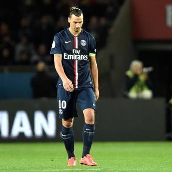 PSG : Ibrahimovic passe complètement à côté du match contre Lyon