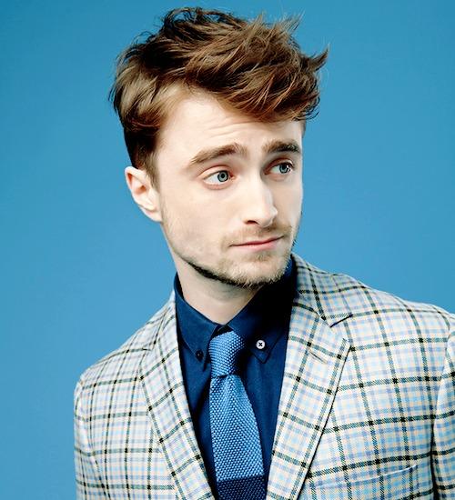 Daniel Radcliff principalement connu pour avoir incarné le personnage de Harry Potter