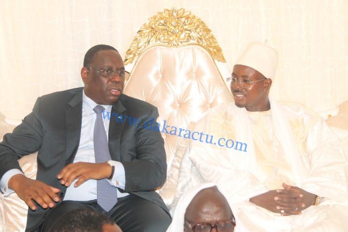 Grande offensive de Macky Sall chez les mourides : Il promet des travaux d'envergure jamais réalisés au Sénégal