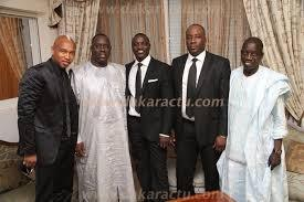 Akon et Diouf ont aménagé 150 hectares dans la vallée de l'Anambé