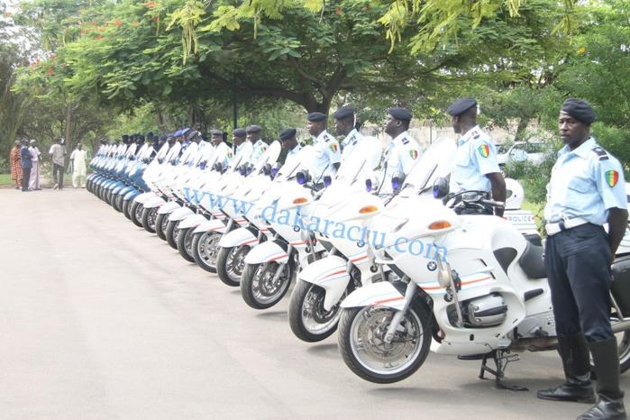 Tapage indécent autour de 20 motos d'occasion offertes par la France