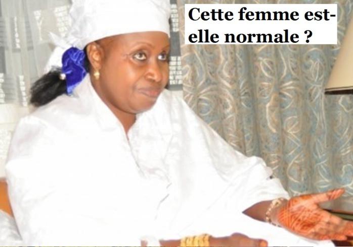 Nafissatou Diop: Elle est prête à tout pour « manger » au Palais