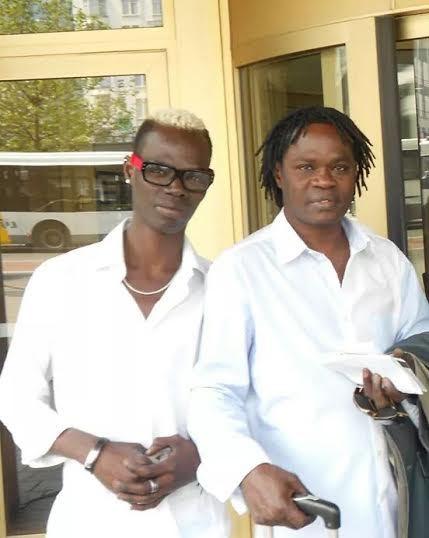 Voici le fils de Baba Maal décédé en Belgique...