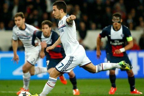 Hazard n'a jamais voulu du PSG