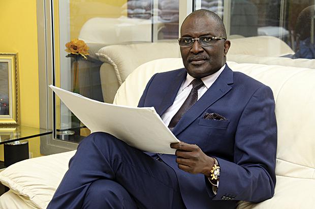 Babacar N'gom, le roi sénégalais du poulet (Forbes)