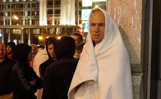 Les joueurs du Bayern Munich évacués de leur hôtel en pleine nuit à Moscou