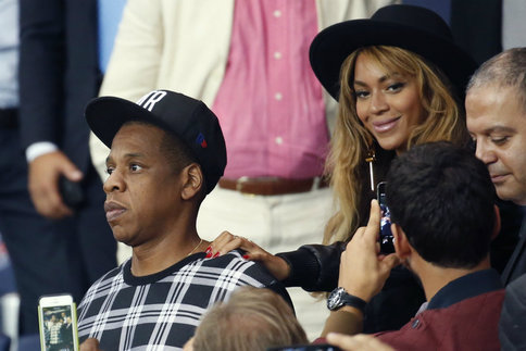 Beyoncé et Jay-Z ont kiffé !