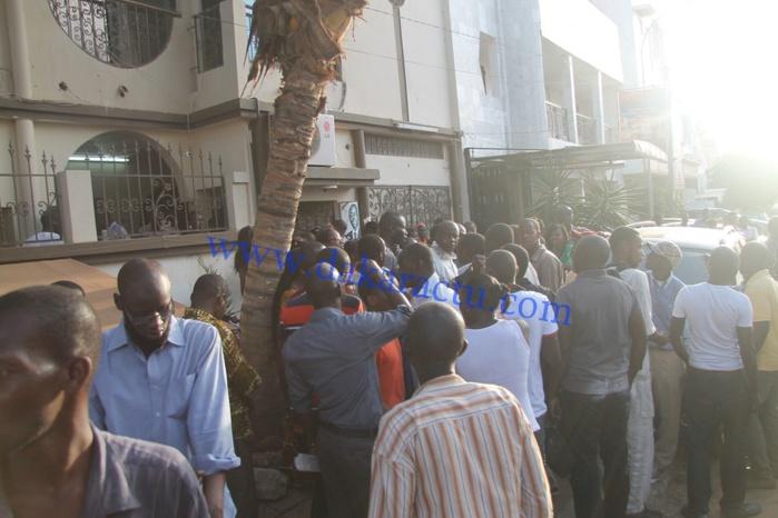 Bataille rangée au siège de l'APR, Abdou Mbow pris à partie par les responsables de la COJER