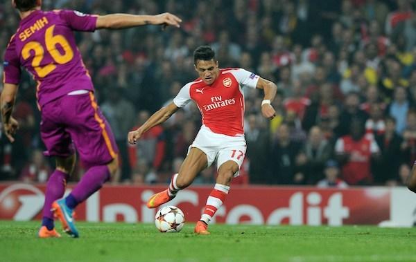 Arsenal explose ses ventes de maillot