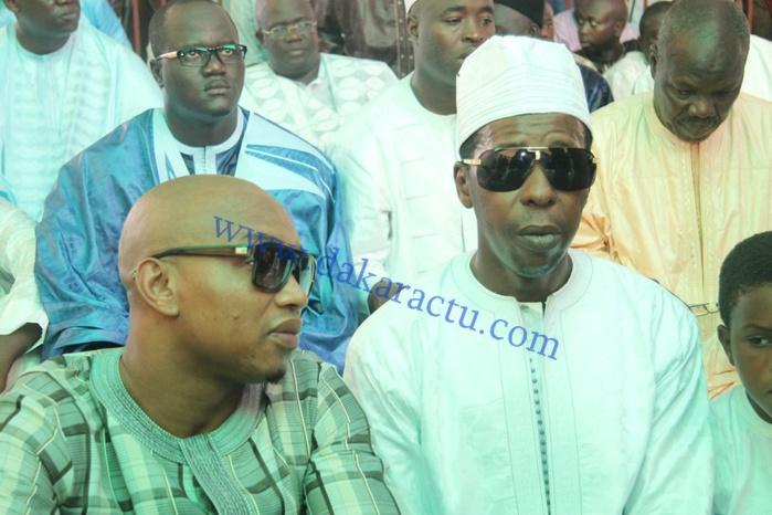 Mazalikoul Jinnan : Le milliardaire Cheikh Amar en compagnie de El hadj Ousseynou Diouf
