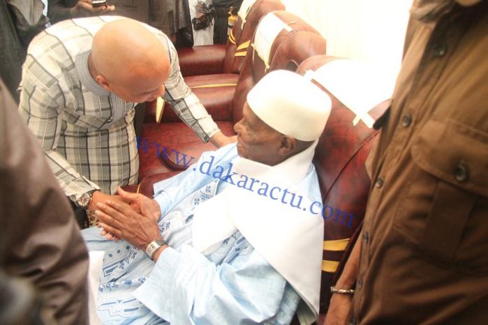 Mazalikoul Jinnan : Quand le président Abdoulaye Wade joue avec la tête d'El hadj Ousseynou Diouf