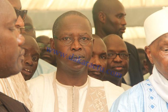 Mazalikoul Jinnan : La délégation gouvernementale dirigée par le Premier ministre Mouhamed Dionne