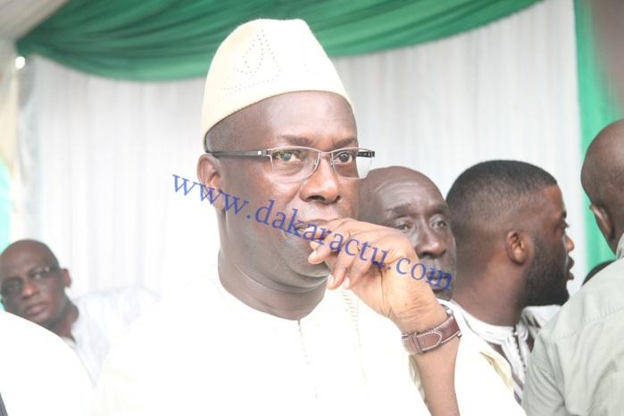 Mazalikoul Jinnan : La délégation du parti démocratique sénégalais dirigée par l'ancien président Abdoulaye Wade
