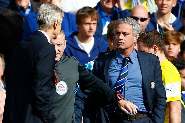 Wenger bouscule Mourinho