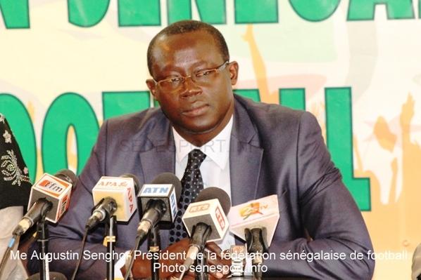 Football : Augustin Senghor annonce le démarrage de la saison pour Novembre