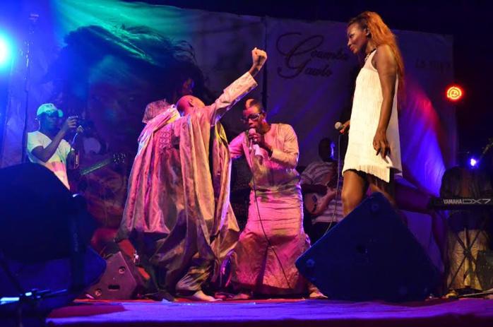 Lendemain de Tabaski : Coumba Gawlo était à Louga