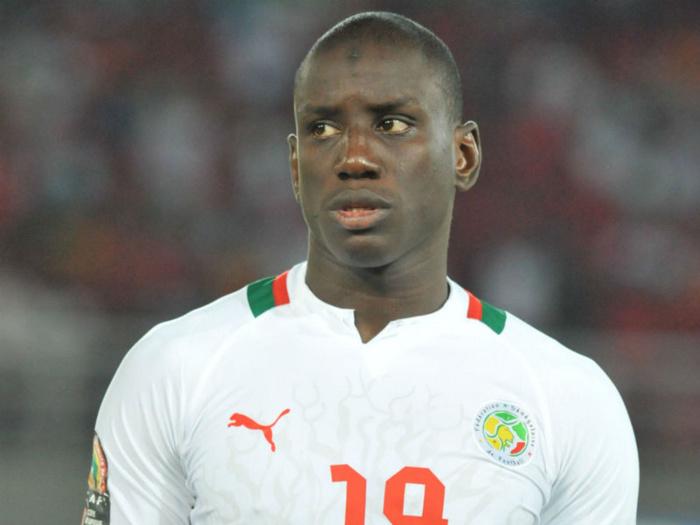 Demba  Ba pourrait manquer Sénégal/Tunisie