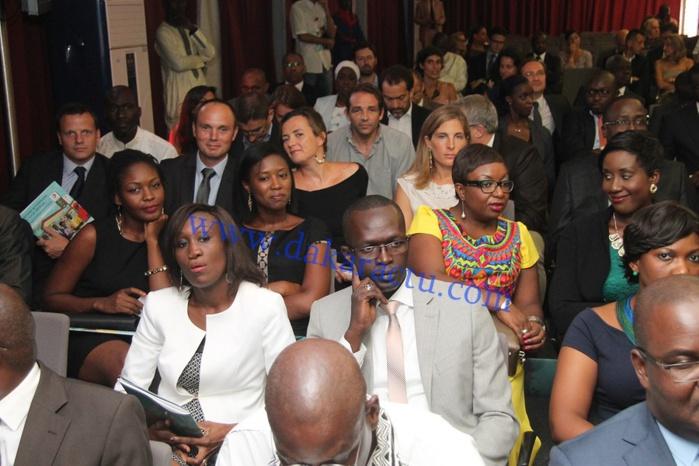 Les images de la Conférence de Presse de Total Sénégal au Radisson Blu Hôtel
