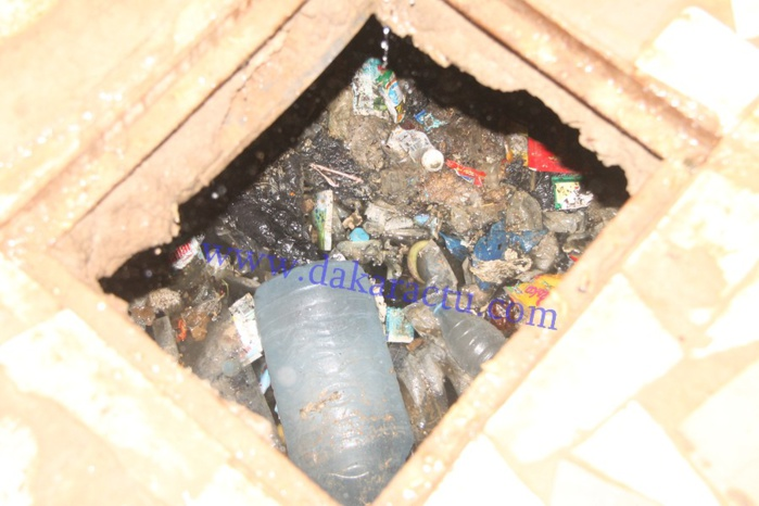 La fosse septique, bourreau du fils de Thierno Bocoum