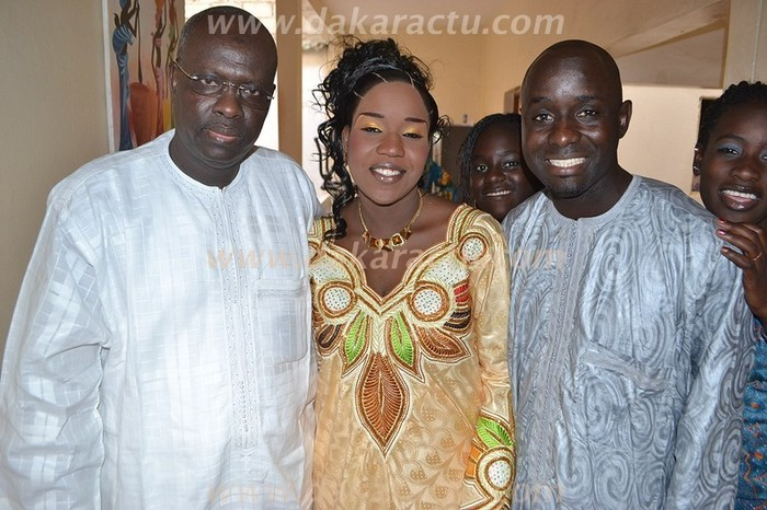 Souvenir : les images du baptême du fils de Thierno Bocoum