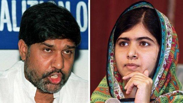 Le prix Nobel de la paix décerné à la Pakistanaise Malala Yousafzai et à l'Indien Kailash Satyarthi