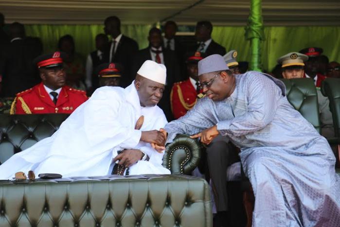 Les images de la visite du président Macky Sall en Gambie