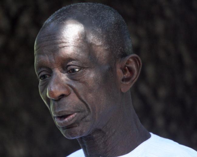 Cloué au lit depuis un moment : Doudou N'diaye Rose reçoit la visite du ministre de la Culture
