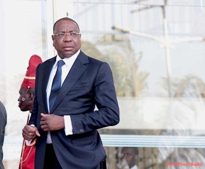 """""""Le chef de l'Etat ne s'est jamais prononcé sur la candidature de Blaise Compaoré"""", selon Mankeur Ndiaye"""