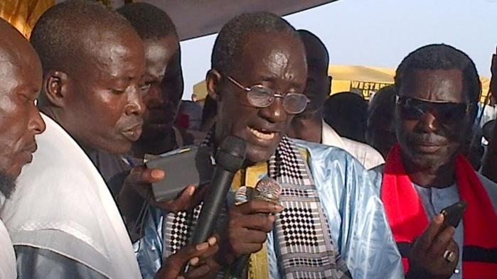 Inauguration du forage offert par Serigne M'boup : Serigne Cheikh Aliou demande à ses détracteurs de s'abstenir de boire l'eau de Touba