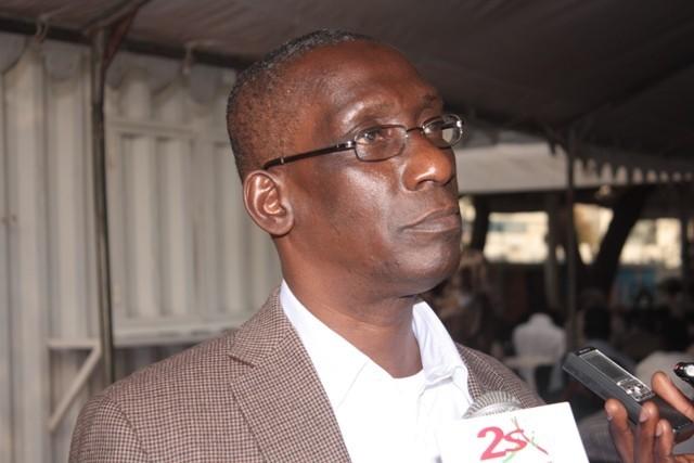 Emission Grand Jury du dimanche 12 octobre 2014 avec Mamadou Diop de Croix