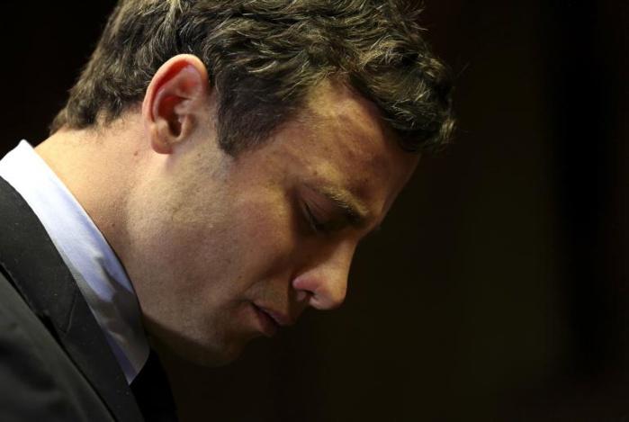 OSCAR PISTORIUS : reprise du procès pour fixer sa peine, « un homme brisé » selon sa psychologue