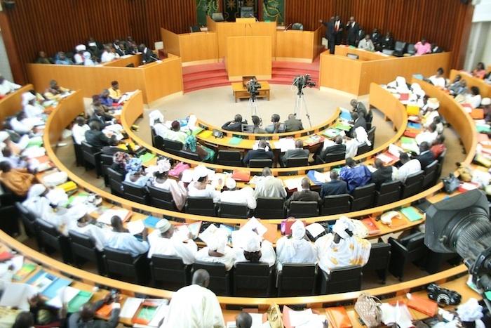 Voici la composition du bureau de l'Assemblée nationale