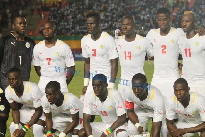"""11 titulaires des """"lions"""" : Papiss Demba Cissé et Pape Kouly Diop dans le groupe"""