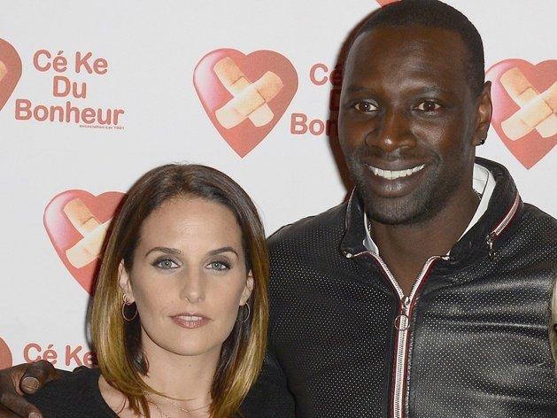 Omar Sy, avec sa femme Hélène : un couple heureux