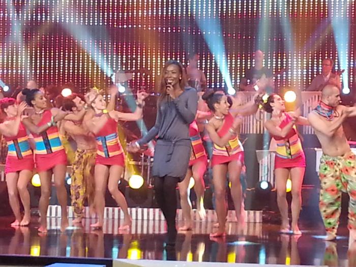 Coumba Gawlo invitée de l'émission « Les années BONHEUR », sur France 2