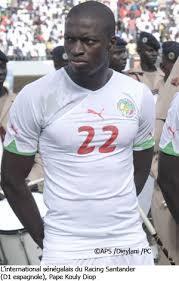 """Pape Kouly Diop : """"Je me suis senti bien dans l'équipe"""""""