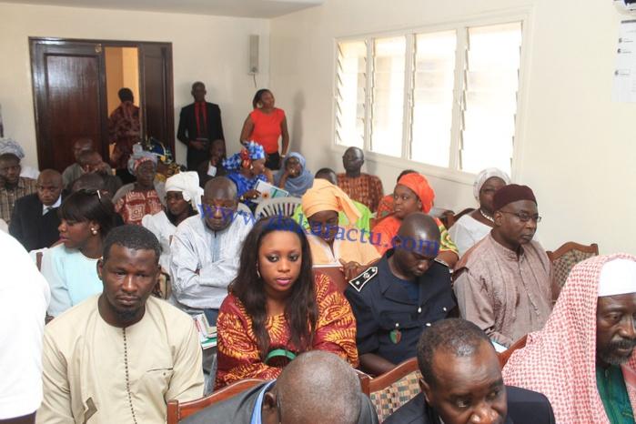 Les images du Lancement des Forums Locaux sur la Gouvernance à Guédiawaye