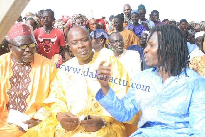 CICD : Doudou N'diaye M'bengue court-circuite Youssou N'dour pour chanter en dernière position.