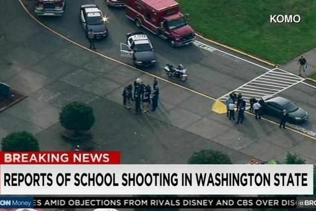 USA: un tireur ouvre le feu dans un lycée près de Seattle puis se tue