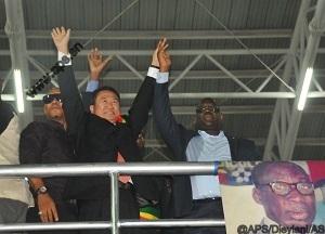 Saint-Louis : Mawade Wade immortalisé à travers le stade Médine