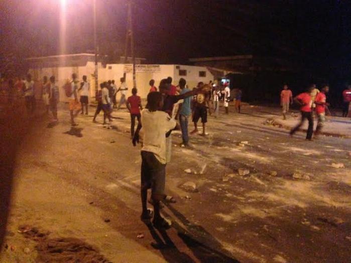 Jets de projectiles entre supporters de Damels et Ngaraf de la Médina : Triste spectacle après le derby