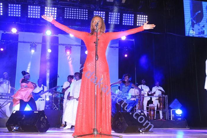 Gala du Grand Théâtre : Coumba Gawlo ou l'expérience et le talent