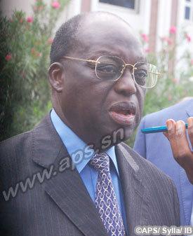 Assemblée nationale: Niasse salue la 'compétence' de la secrétaire générale