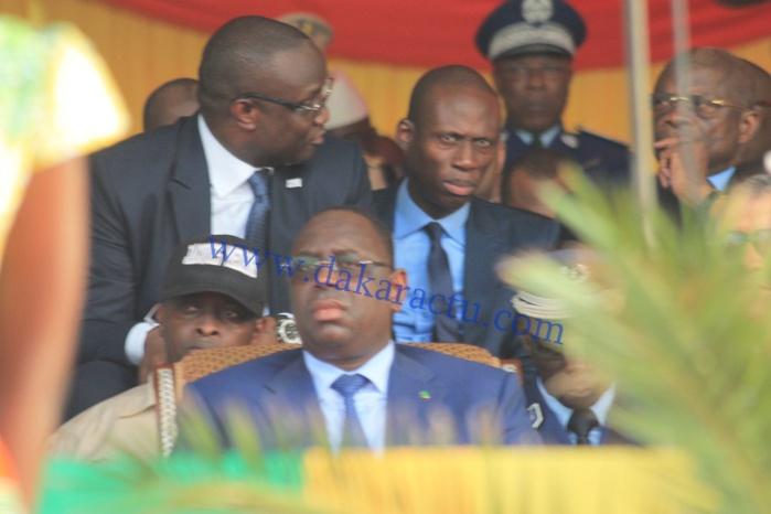 Racine Sy mobilise pour Macky, altercation entre les nervis de Cheikh Amar et la garde rapprochée du Président, carambolage... Révélations sur les faits divers de la tournée du Macky au nord