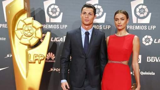 Ronaldo empile les trophées en Espagne, pas Courtois ni Messi
