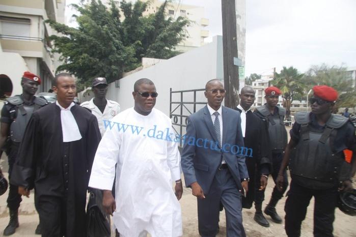 Abdoulaye Baldé s'est envolé pour Paris