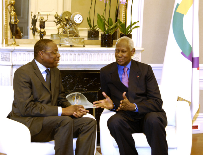 Photos de la rencontre du ministre des affaires trang res - Cabinet du ministre des affaires etrangeres ...